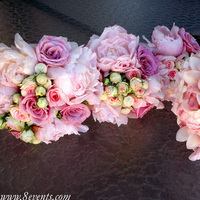 Flowers & Decor, pink, Bride Bouquets, Flowers, Bouquet, Wedding, Bridal, 8events