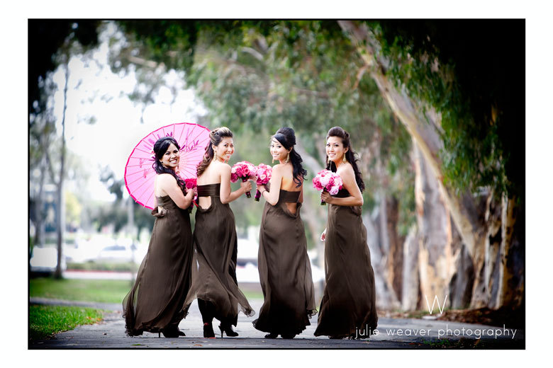 Bridesmaids, Bridesmaids Dresses, Bridesmaid Dresses, Fashion, pink, brown