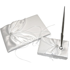 Weddingishcom, Guest books