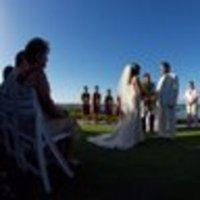 Ceremony, Flowers & Decor, Beach, Modern, Beach Wedding Flowers & Decor, Hawaiian