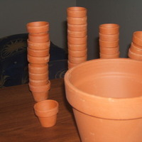 Registry, Cookware, Terra, Cotta, Pots