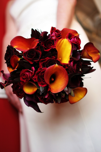Flowers & Decor, red, Flowers, Bouquets