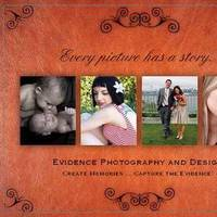 Evidence photography and design