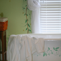 Flowers & Decor, Registry, Garden, Bed, Bedding, Preparation, And, Breakfast, Nsight studios, Tub