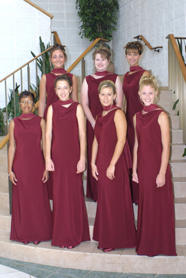 Bridesmaids, Bridesmaids Dresses, Fashion, Nsight studios