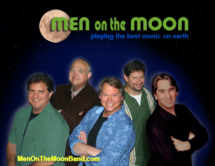 Men, Dance, Band, The, Rock, On, Moon, Men on the moon band, Bograd, Reed, Longo, Axtell, Davenport