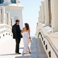 Walking, Couple, Photojournalistic