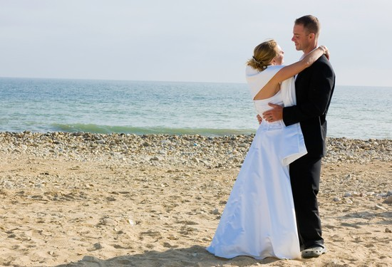 Beach, Romantic, First dance, Couple, Candid, Wayne tam photography