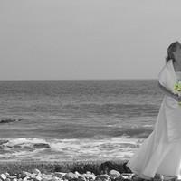 Beach, Portrait, Romantic, Wayne tam photography
