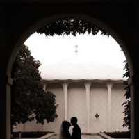 Portrait, Romantic, Black and white, Silhouette, Posed, Wayne tam photography