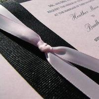 Stationery, pink, black, invitation, Invitations, Invite, Blustery day design
