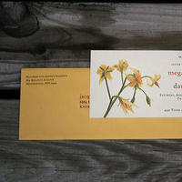 Stationery, yellow, orange, red, invitation, Invitations, Tea, Invite, Nature, Length, Blustery day design, Tomato, Earthy