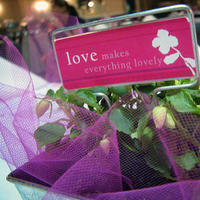 Flowers & Decor, Favors & Gifts, Stationery, pink, favor, invitation, Invitations, Flower, Table, Invite, Blustery day design
