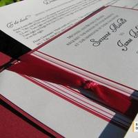 Stationery, pink, invitation, Invitations, Invite, Stripes, Blustery day design