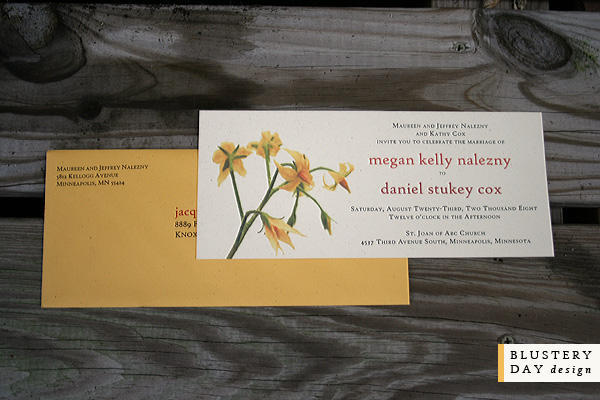 red, orange, yellow, invitation, Invite, Blustery day design, Tea, Nature, Length, Tomato, Earthy, Stationery, Invitations