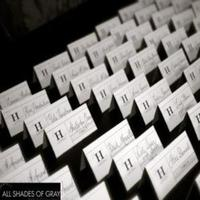Stationery, Escort Cards, Pour etre joli