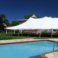 white, Tent, Pool, Tents for rent, 40x80