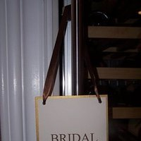 DIY, Bride, Sign, Door