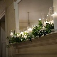 Flowers & Decor, Decor, Mantle