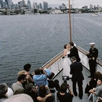 Ceremony, Ship, Virginia v steamship, Cruise, Boat, View, Cityscape, Destinations, Flowers & Decor