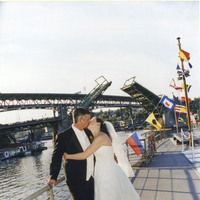 Destinations, Cruise, Bride, Groom, View, Boat, Ship, Virginia v steamship