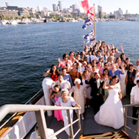 Destinations, Cruise, Wedding party, View, Boat, Ship, Virginia v steamship, Cityscape