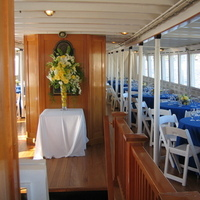 Reception, Flowers & Decor, Destinations, Cruise, Boat, Ship, Virginia v steamship