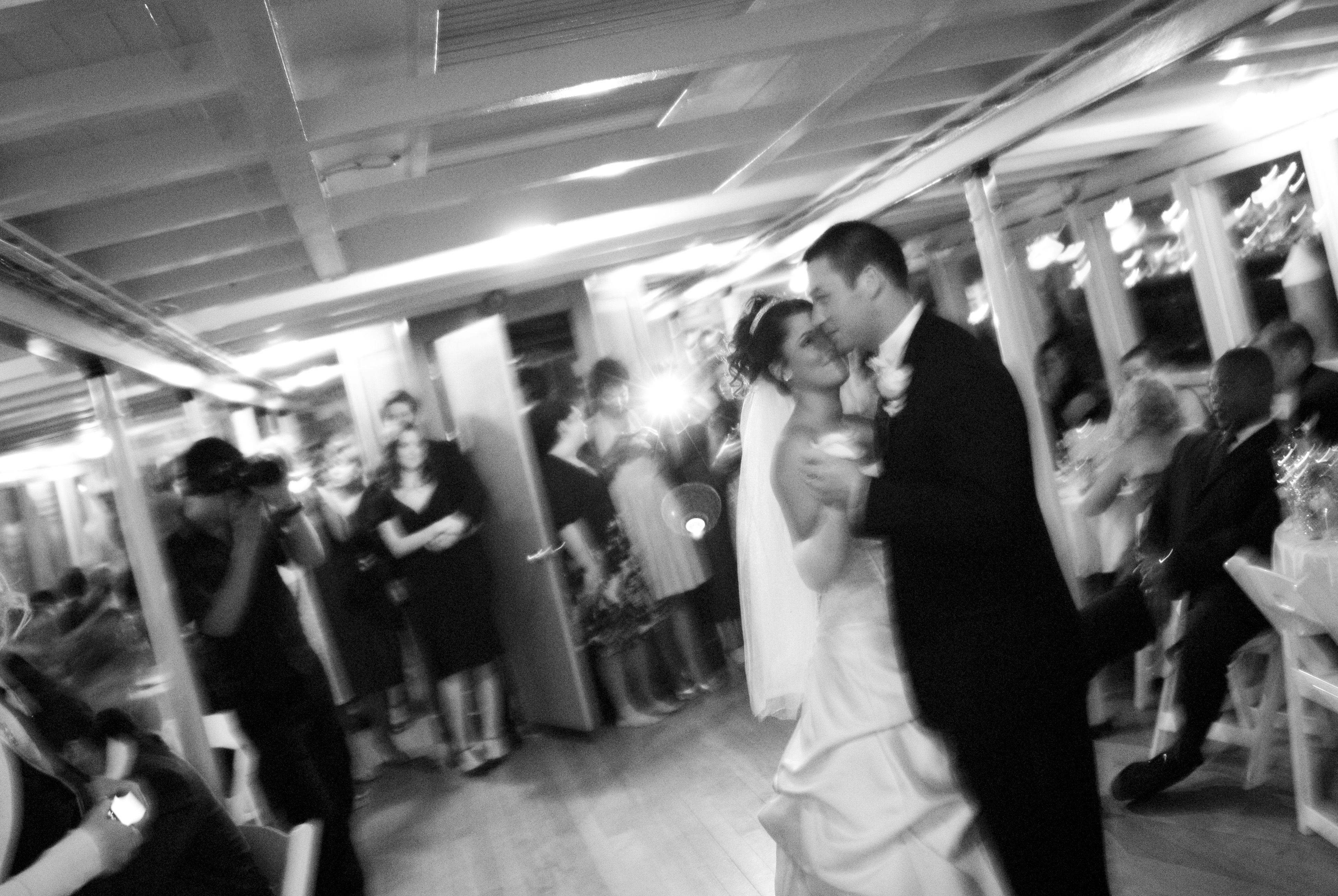 Destinations, Cruise, Bride, Groom, Dance, First dance, Boat, Ship, Virginia v steamship