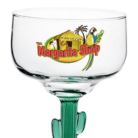 Registry, Drinkware, Custom, Glasses, Personalized, Discountmugscom, Imprinted, Margarita, Cactus