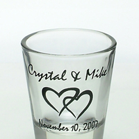 Registry, Drinkware, Glasses, Shot, Personalized, Discountmugscom, Printed