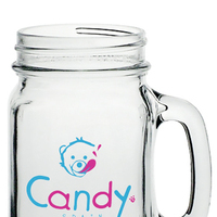 Registry, Drinkware, Custom, Glasses, Personalized, Jar, Discountmugscom, Printed, Drinking