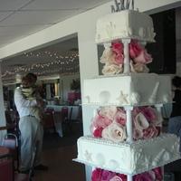 Cakes, cake, Beach, Beach Wedding Cakes, Wedding, Island, Tybee island wedding, Tybee