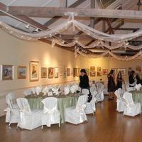 Tulle, Lights, Decoration, Rockport art association