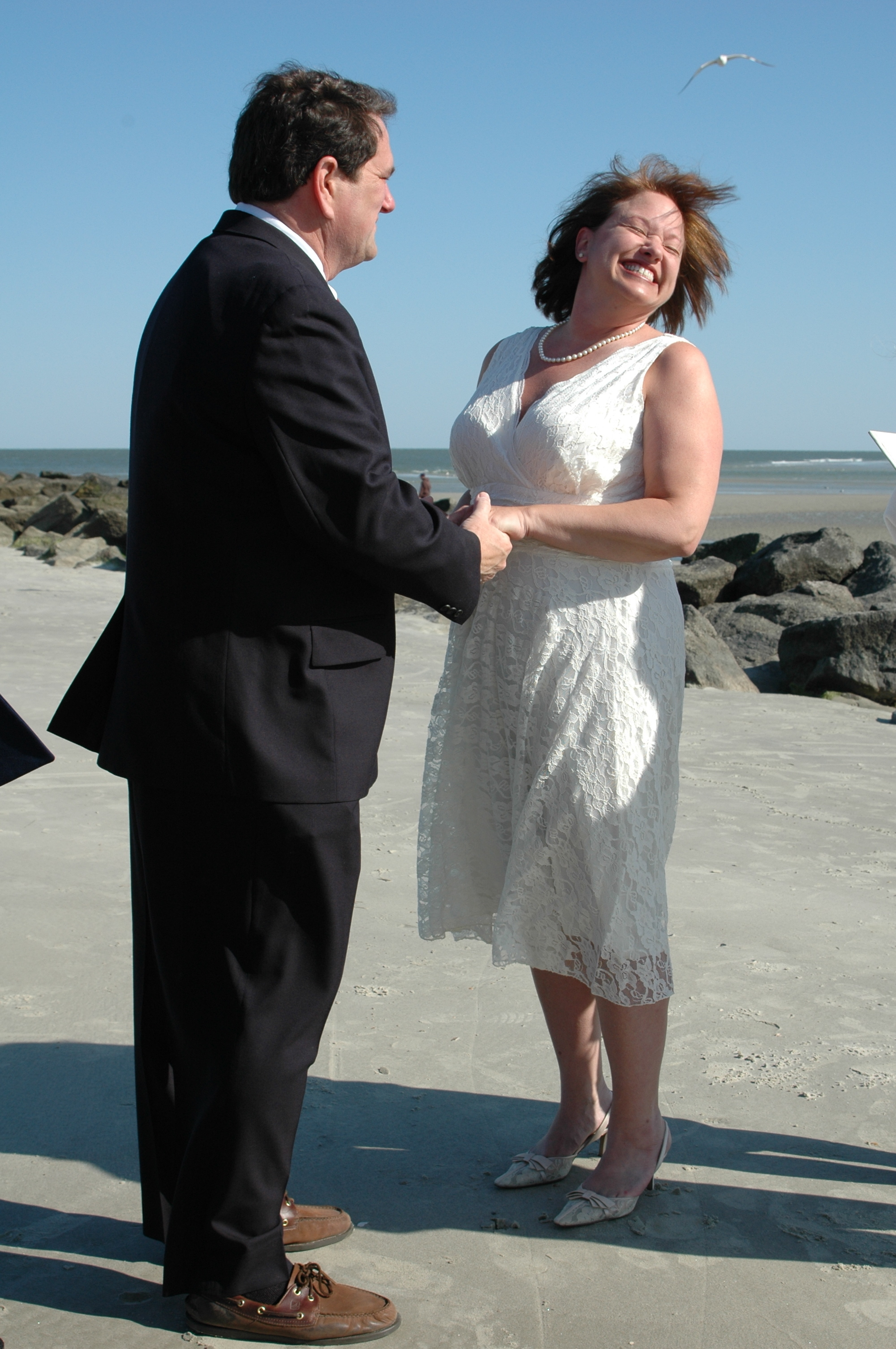 Ceremony, Flowers & Decor, Beach, Beach Wedding Flowers & Decor, Wedding, Island, Tybee island wedding, Tybee