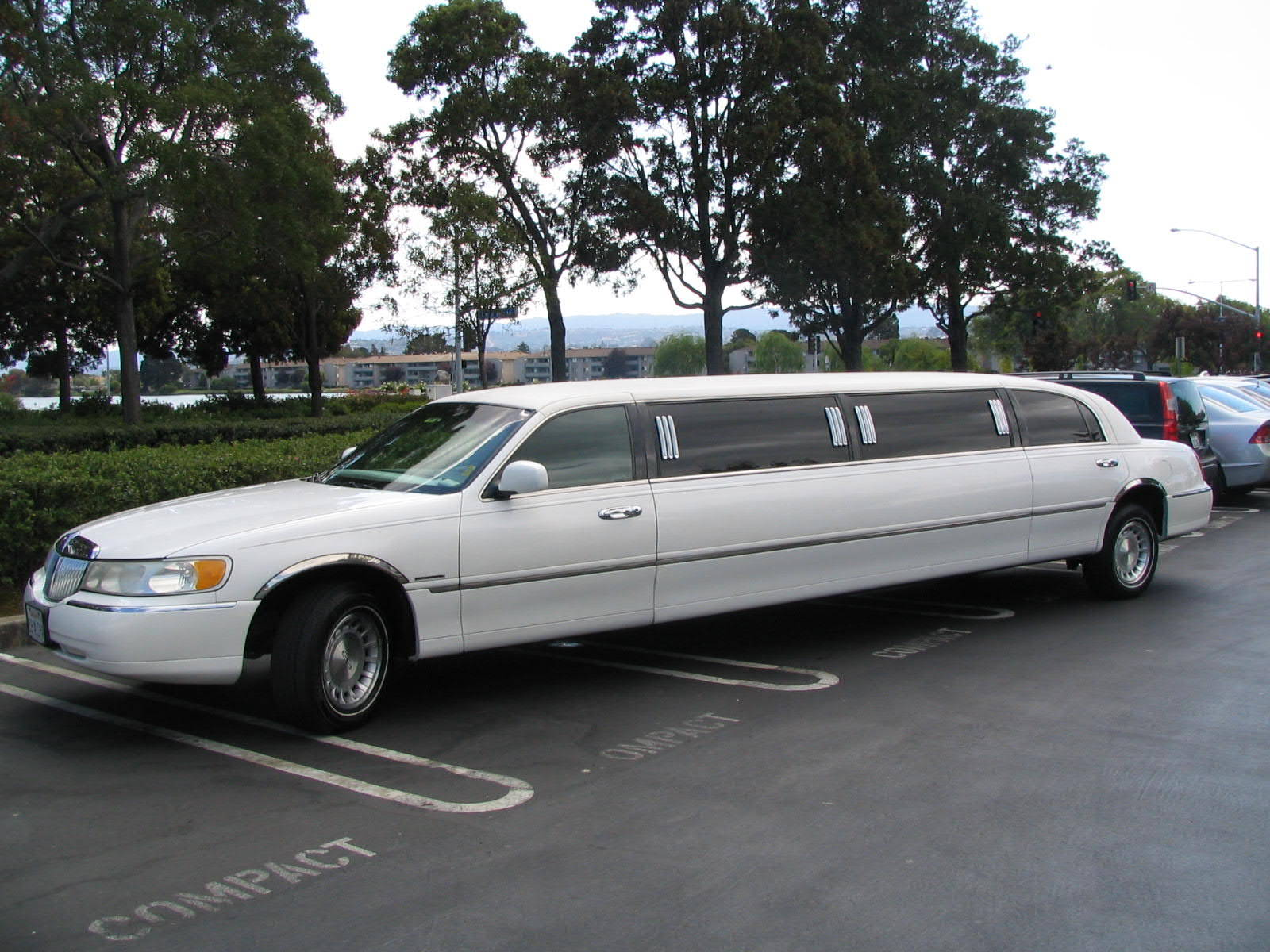 Wedding, Limousine, Limo, Eone production