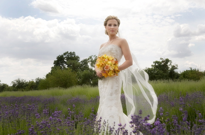 purple, gold, Bear flag farm, Napa, Aubrey aaron, French wedding