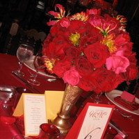 Cultural, Centerpieces, Modern, Classic, Fusion, Lush, Ruch