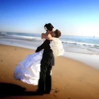 Beauty, Flowers & Decor, Beach, Bride Bouquets, Flowers, Beach Wedding Flowers & Decor, Bouquet, Orchid, Hair