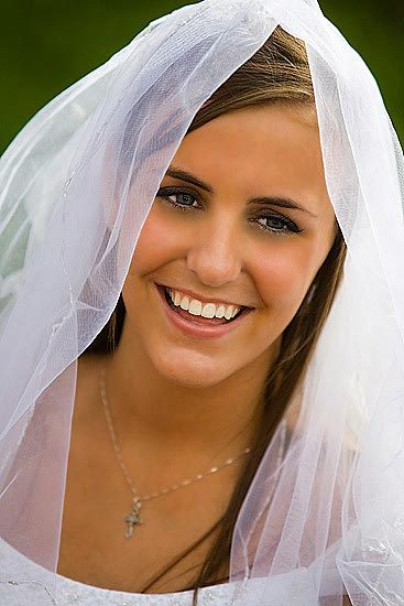 Veils, Fashion, Veil, Beautiful, Pretty, Cross, Smile, Smiling, Pendant, Face