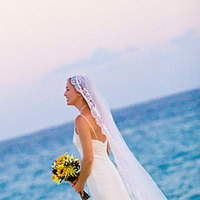 blue, Beach, Bride, Bouquet, Ocean, Beautiful, My, Sand, Sky, Shoot, Profile