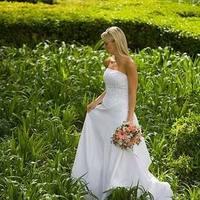 Flowers & Decor, green, Garden, Bride, Blonde, Peace, Field