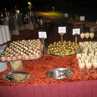Food, Catering, Stations, Appetizers, Tealight weddings events