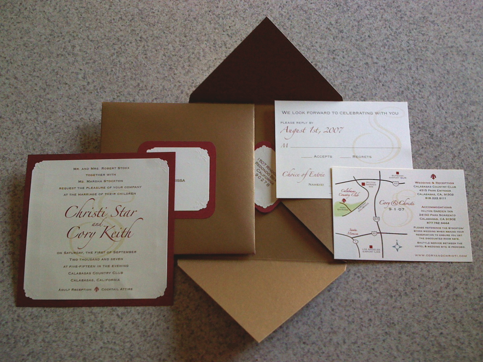 Stationery, gold, invitation, Square, Invitations, Map, Rsvp, Copper, Mars, Stardream