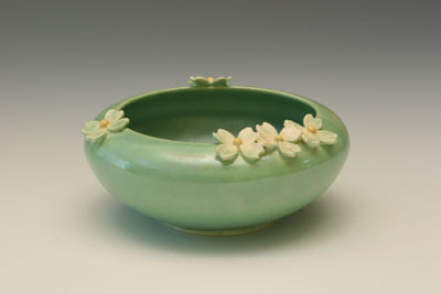 Flowers & Decor, Decor, green, Whitney smith pottery