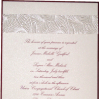 Stationery, burgundy, invitation, Invitations, Custom, Metallic, Shimmer, Embossed, Maroon