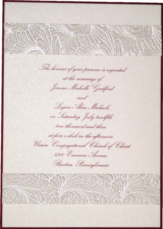 Stationery, burgundy, invitation, Invitations, Custom, Metallic, Shimmer, Embossed, Maroon