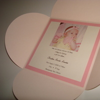 Stationery, pink, invitation, Invitations
