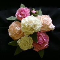 Flowers & Decor, Cakes, cake, Flowers, Wedding, Peonies, Top, Peony, Sugar, Sugar flower shop