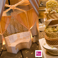 Cakes, cake, Modern, Modern Wedding Cakes, Rose, Design, Mandap, Blush