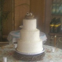 Flowers & Decor, Cakes, cake, Garden, Garden Wedding Cakes, Wedding, Lisas